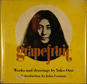 Grapefruit por Yoko Ono