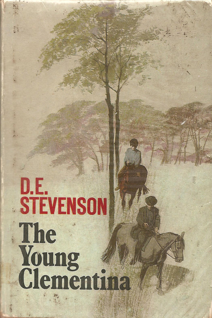 The Young Clementina cover