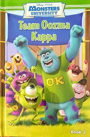 Monsters University: Team Oozma Kappa (Book…