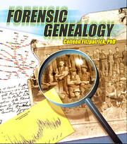 Forensic Genealogy av Colleen Fitzpatrick,…
