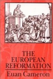 The European Reformation av Euan Cameron