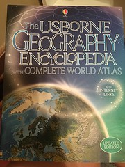 Usborne Geography Encyclopedia with Complete…