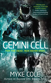 Gemini Cell (Shadow Ops series) af Myke Cole