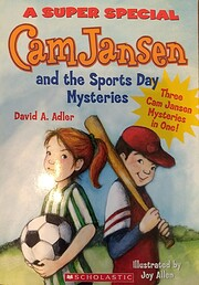 Cam Jansen and the Sports Day Mysteries por…