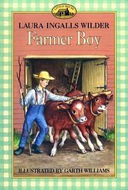 Farmer Boy por Laura Ingalls Wilder