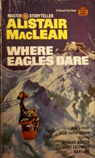Image result for where eagles dare book