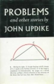 Problems and Other Stories af John Updike