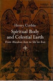 Spiritual Body and Celestial Earth par Henry…