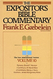 The Expositor's Bible Commentary…
