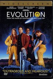 Evolution – tekijä: David Duchovny