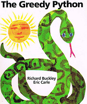 The Greedy Python (The World of Eric Carle)…
