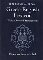 A Greek-English Lexicon, Ninth Edition with…