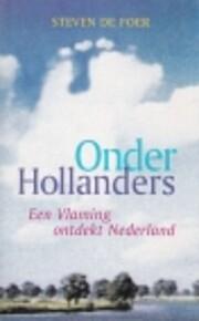 Onder Hollanders een Vlaming ontdekt…