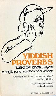 Yiddish Proverbs av Hanan J. Ayalti