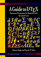 A Guide to LaTeX: Document Preparation for…