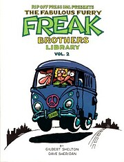 The Fabulous Furry Freak Brothers Library,…
