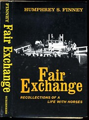 Fair exchange: recollection of a life with…