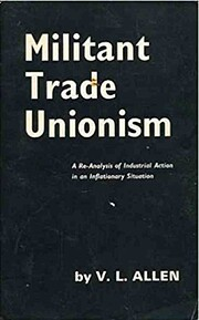 Militant trade unionism : a re-analysis of…