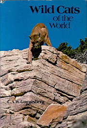 Wild Cats of the World av C. A. W.…