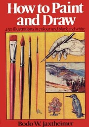 How to Paint and Draw (English and German…