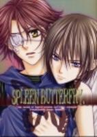 Spleen butterfly by あおぎり尊