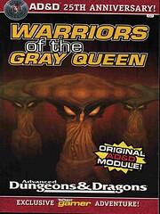 Warriors of the Grey Queen