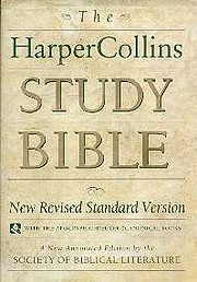 The HarperCollins Study Bible: Fully Revised…