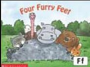 Four Furry Feet (Scholastic Reading Line,…