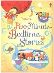 5 Five-Minute Bedtime Stories – tekijä:…
