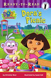 Dora's Picnic por Christine Ricci