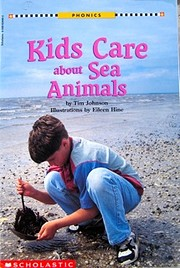 Kids care about sea animals (Phonics chapter…