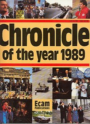 Chronicle of the Year 1989 von Clifton…
