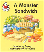 A Monster Sandwich (The Story Box - Level 1…