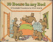 10 Bears in my Bed: A Goodnight Countdown by…