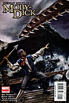 Marvel Illustrated: Moby Dick # 1