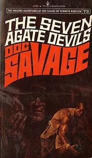The Seven Agate Devils (Doc Savage) de…