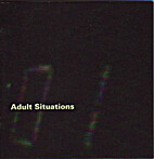 Adult Situations by Turner Hilliker