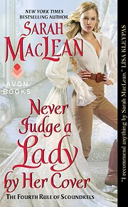 Never Judge a Lady by Her Cover: The Rules…