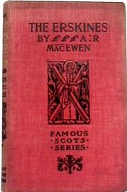 The Erskines: Famous Scots Series de A. R.…