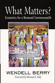 What Matters?: Economics for a Renewed…