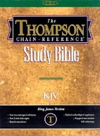Thompson Chain-Reference Bible: KJV by Frank…