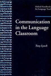 Communication in Language classroom