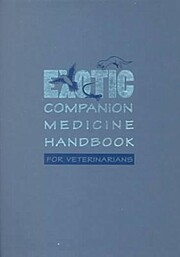 Exotic Companion Medicine Handbook for…