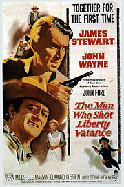 The Man Who Shot Liberty Valance [1962 film]…