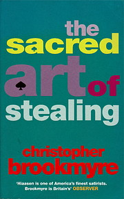 The Sacred Art of Stealing von Chris…