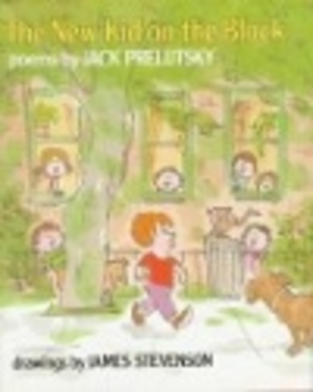 the new kid on the block poems by jack prelutsky
