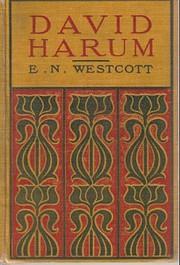 David Harum : a story of American life de…