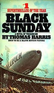 Black Sunday de Thomas Harris