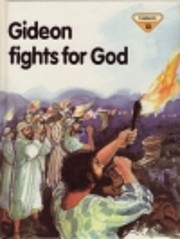 Gideon Fights for God (The Lion Story Bible,…