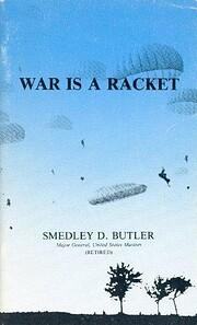 War is a racket por Smedley D Butler